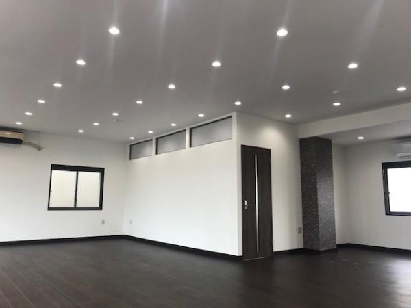 宮崎市のビル内事務所リフォーム完成画像